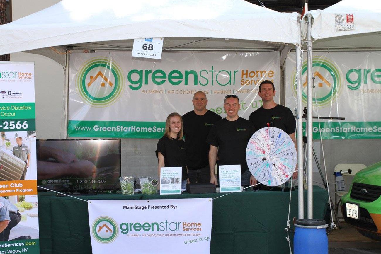 Greenstar team