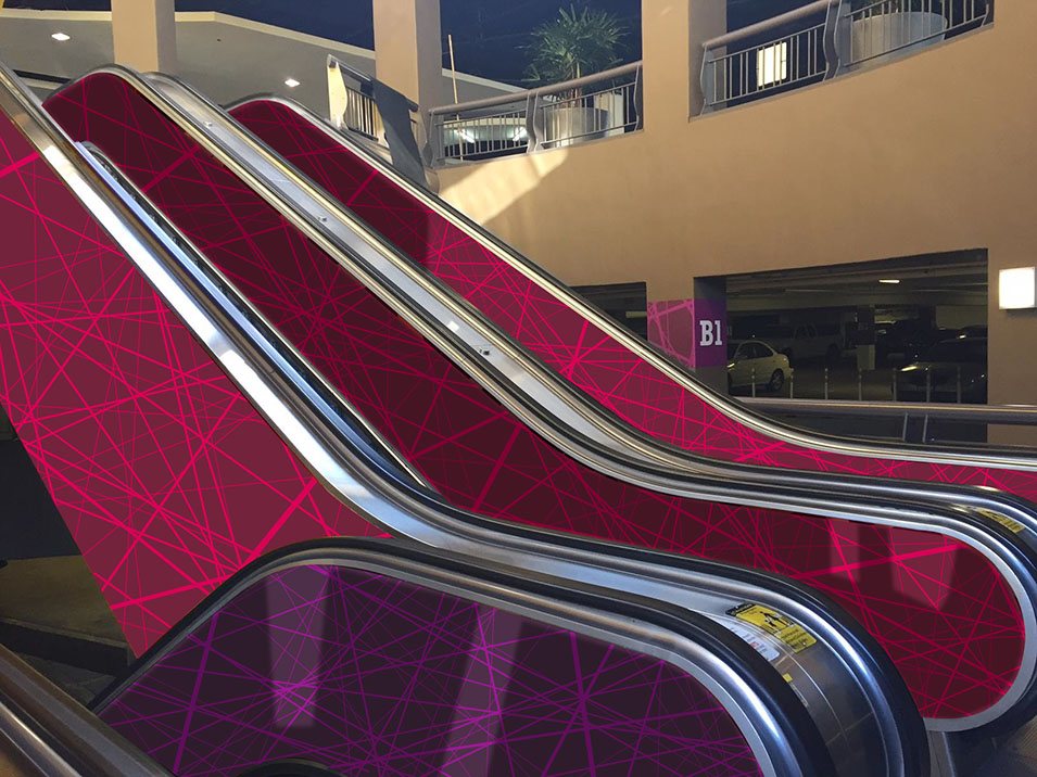 Escalator Design